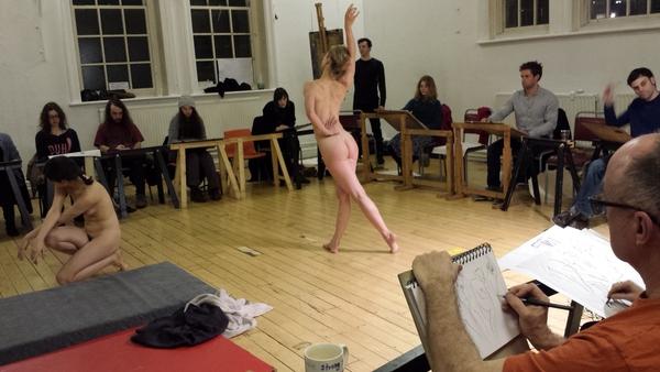 Art class nude stories-7952
